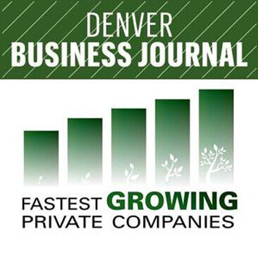 Awards Denver Business Journal Logo