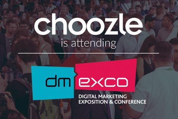 Choozle will be at DMEXCO!