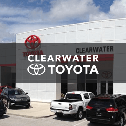 Clearwater Toyota Case Study