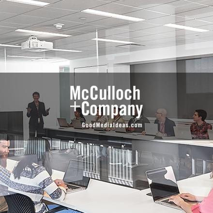 McCulloch + Company Case Study