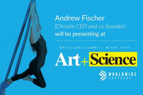 Choozle CEO Andrew Fischer to speak at WPI's Global Summit