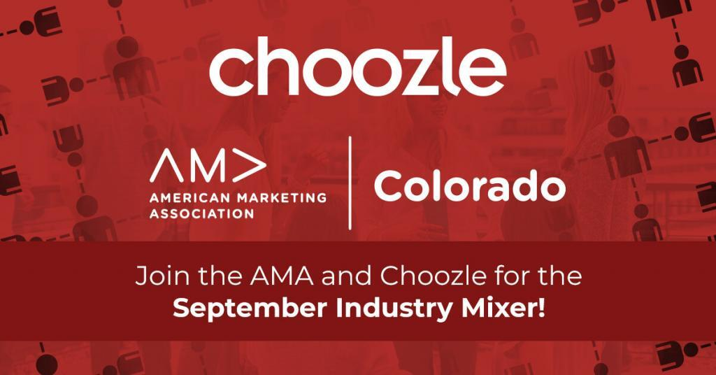 Join us for happy hour with AMA Colorado