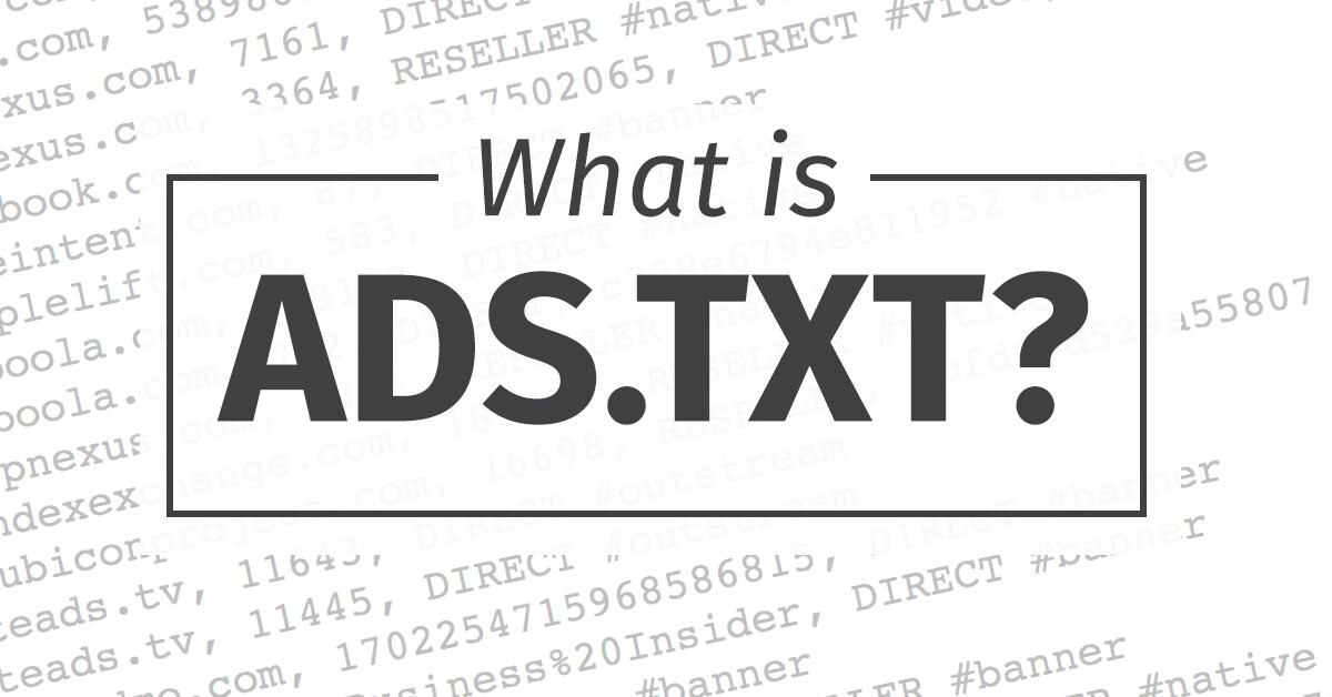 Choozle What is Ads.Txt