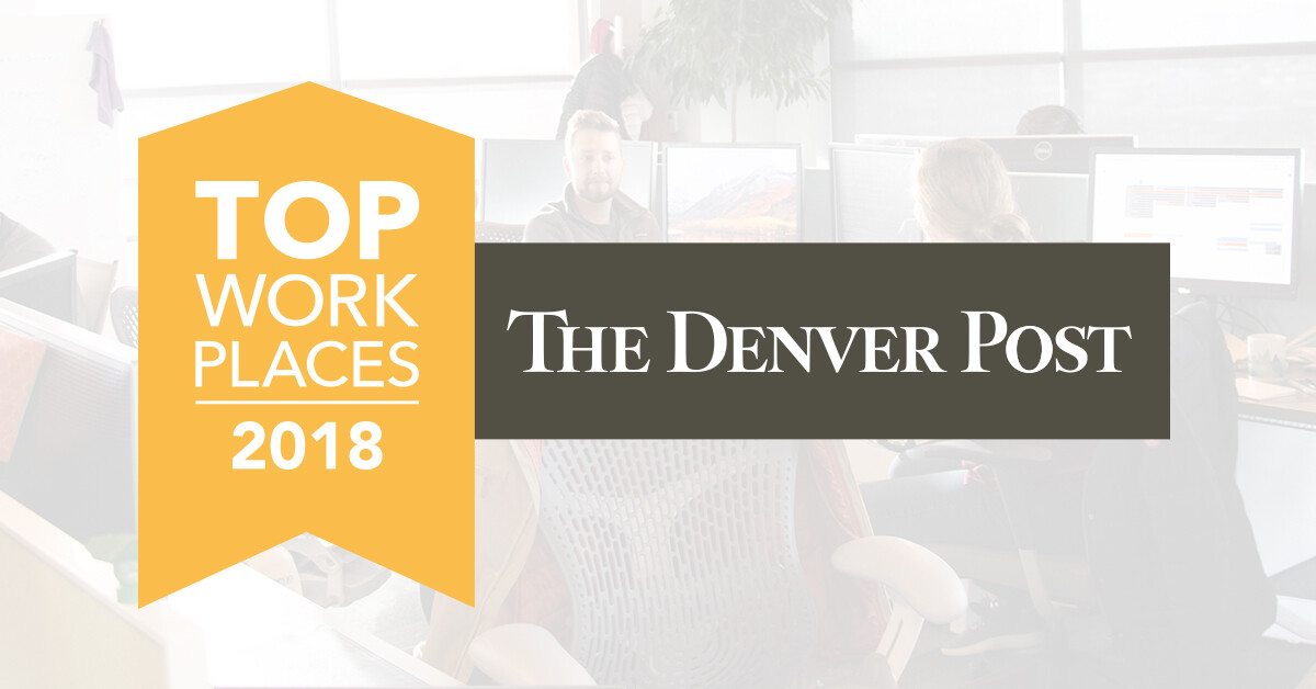 Choozle Blog Denver Post Top Work Place 2018
