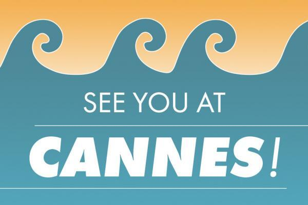 See you at Cannes!
