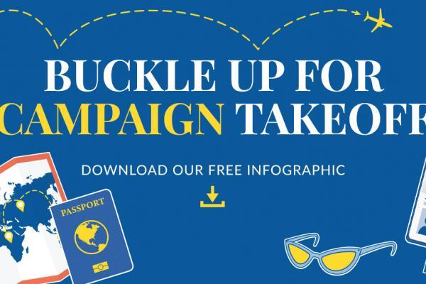 Buckle up for campaign takeoff!