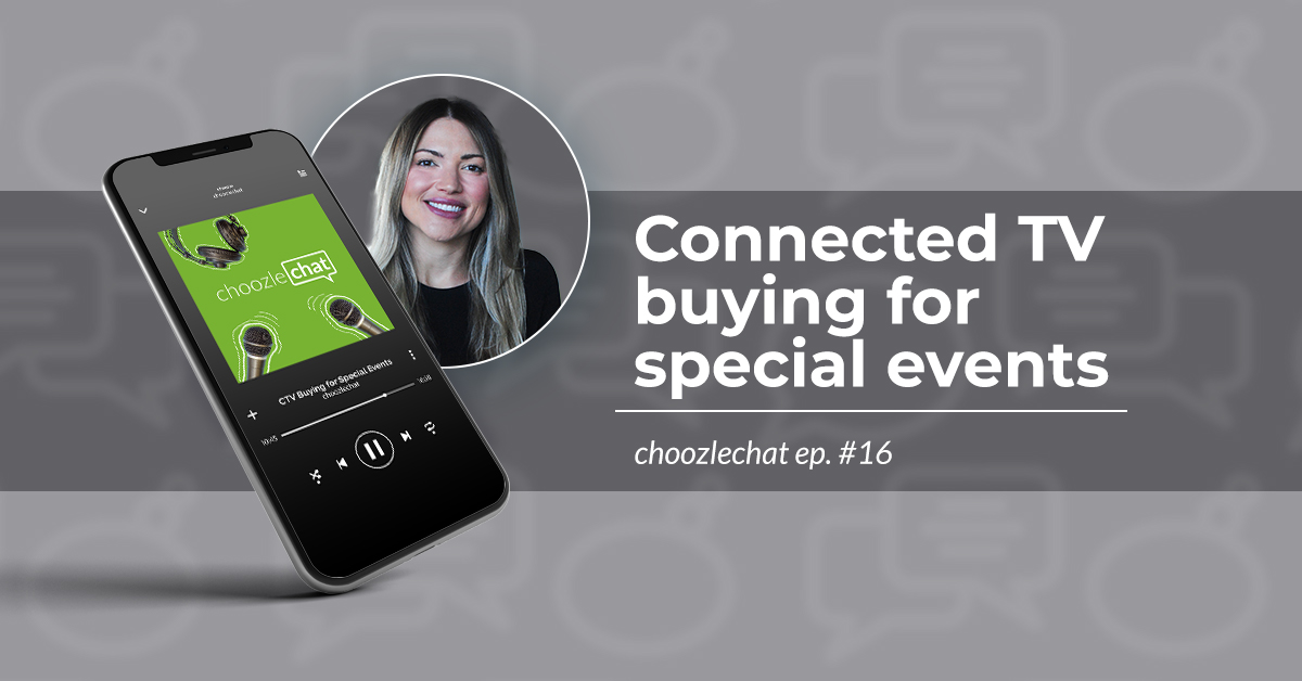 connected tv buying for special events
