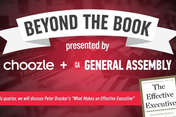 Choozle and General Assembly Denver present Beyond the Book