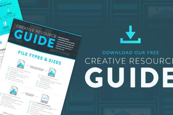 Display advertising creative resource guide