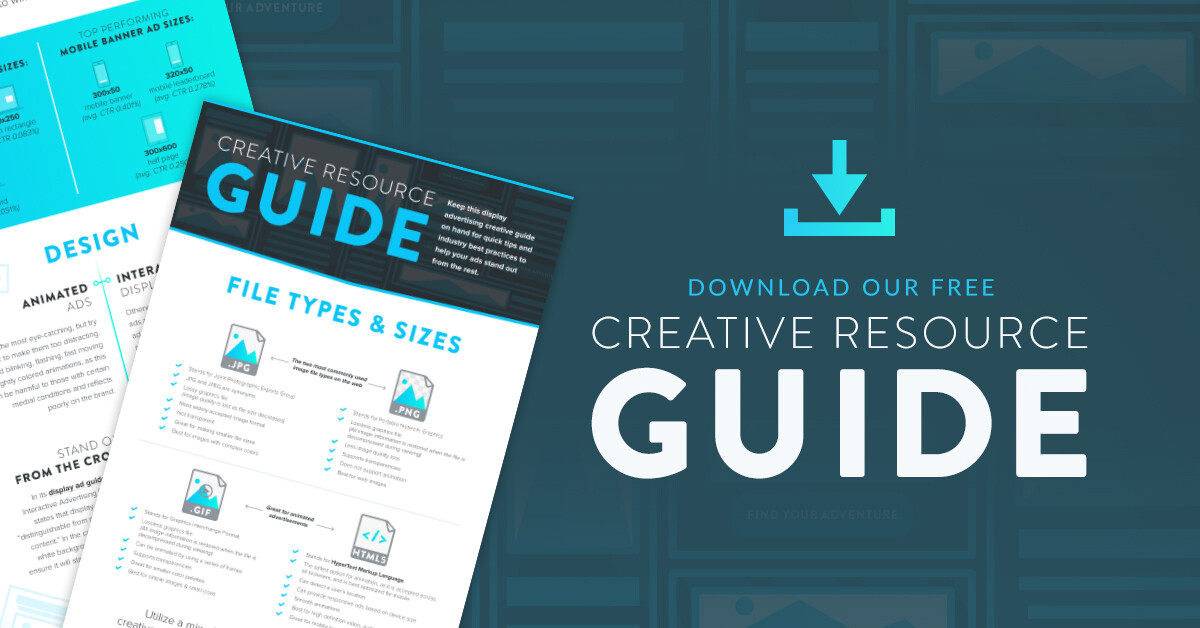 Choozle Creative Resource Guide Infographic Download