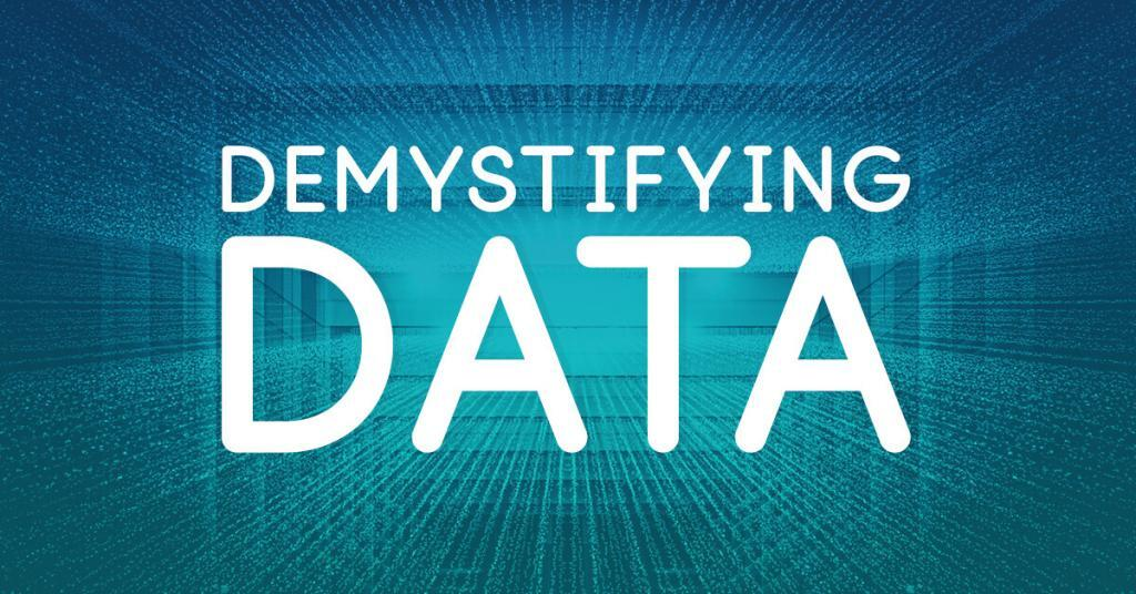 Demystifying Data