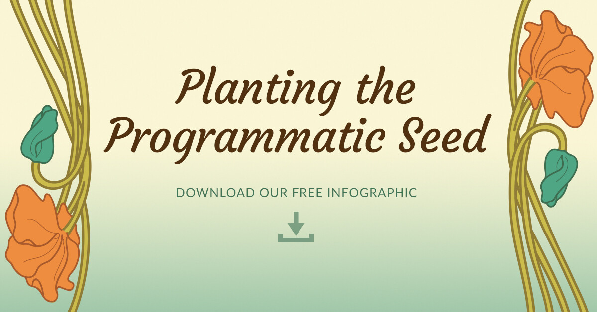 Choozle Infographic May Planting the Programmatic Seed_Download Banner