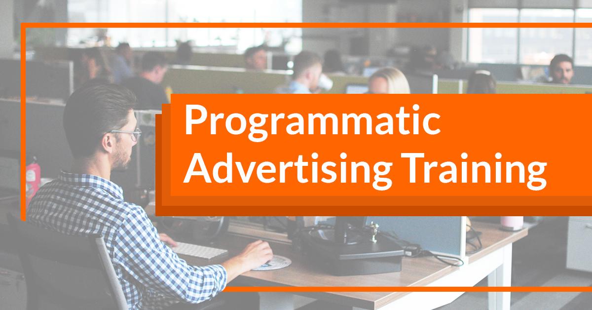 Programmatic Advertising Training