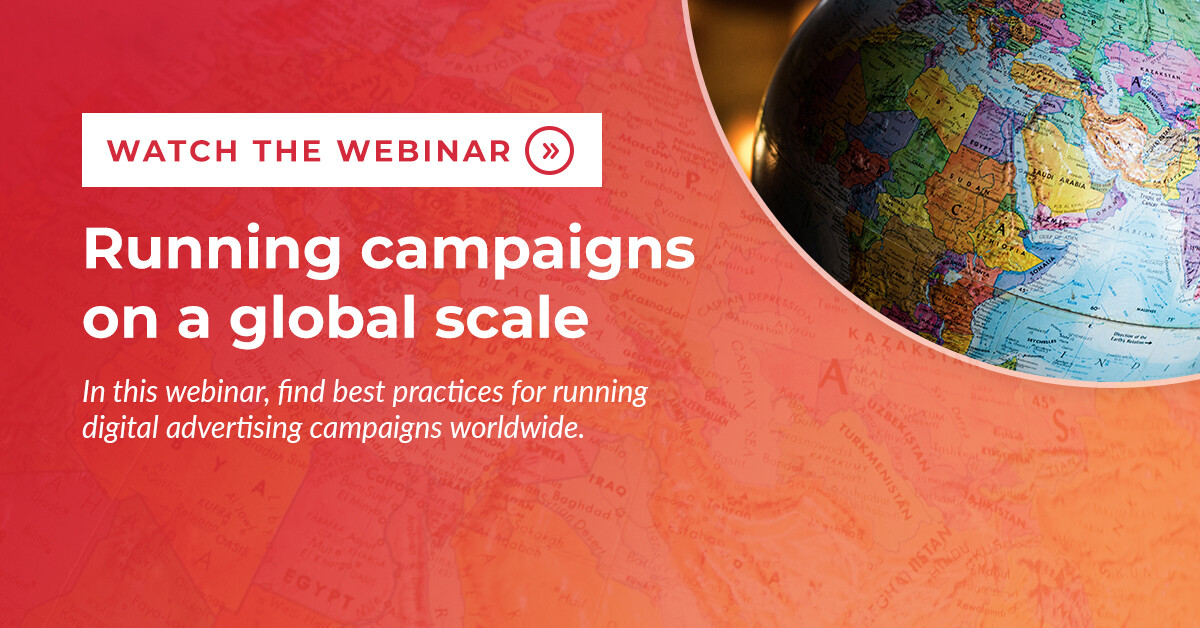 Running campaigns on a global scale | Choozle webinar