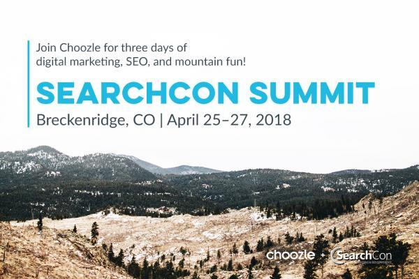 Choozle sponsoring and attending SearchCon Summit