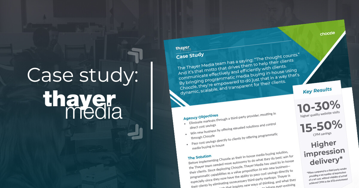 Thayer Media Case Study