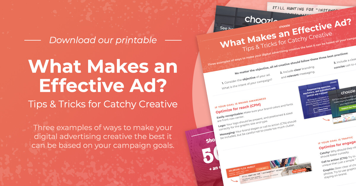 What Makes An Effective Ad Printable