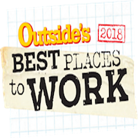 #9 Outside's Best Places to Work