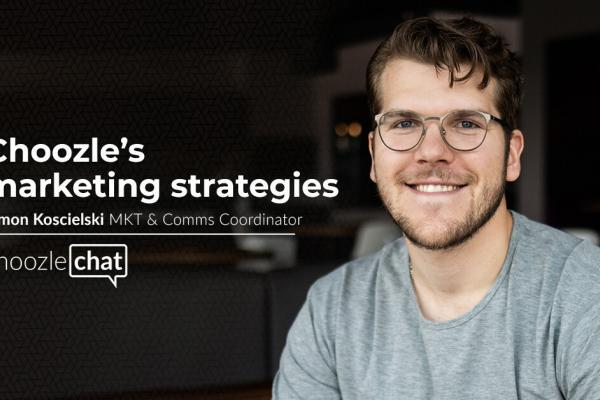 choozlechat: Choozle's marketing strategies with Simon Koscielski