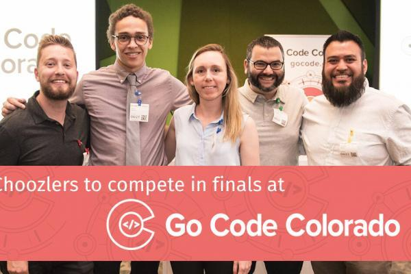 Choozlers to compete in finals at Go Code Colorado