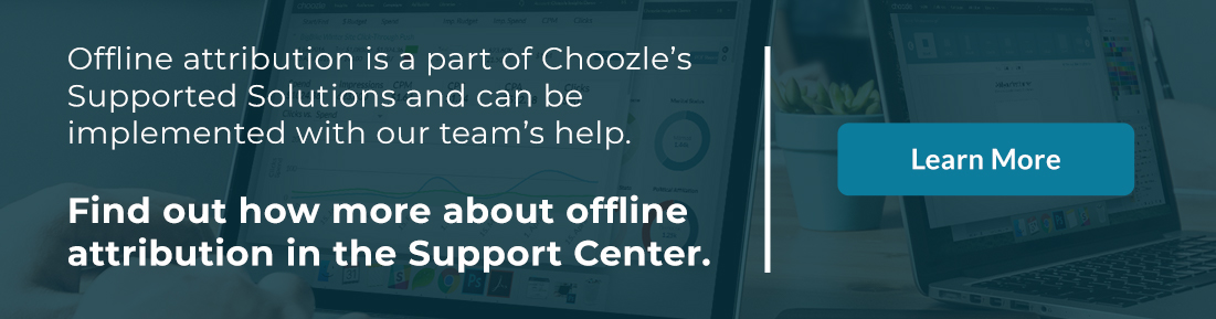 offline attribution help